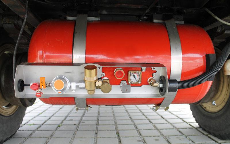 Rodzaje instalacji LPG