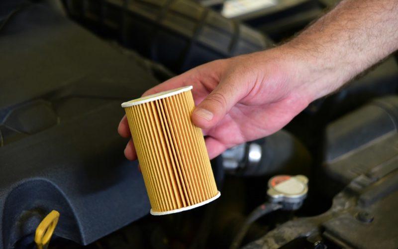 wymiana filtrów LPG